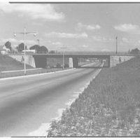 Van Wyck Express Highway, Queens, New York. Linden Blvd. bridge II