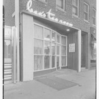 Bea's Tea Shop, business in Cedarhurst, Long Island, New York. Exterior II