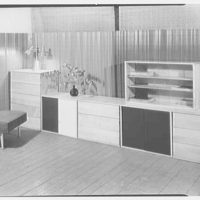Berge-Norman Associates, business at 45 E. 28th St., New York City. Setup I