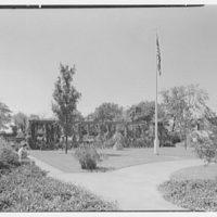 Brooklyn Convalescent Home, Beach and 9th St., Far Rockaway, New York. Trellis