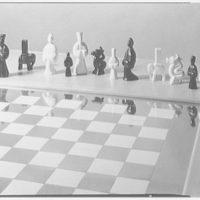 Dr. E. Shapiro, 304 Hillside Ave., Nutley, New Jersey. Chessmen II