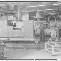 Fairchild Aircraft Corporation, Bayshore, Long Island, New York. Air conditioning machines