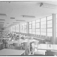 Fairchild Aircraft Corporation, Bayshore, Long Island, New York. Cafeteria II
