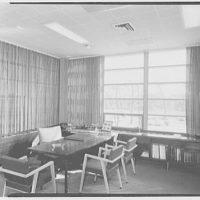 Fairchild Aircraft Corporation, Bayshore, Long Island, New York. Newbold office II