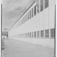 Fairchild Aircraft Corporation, Bayshore, Long Island, New York. Sharp view
