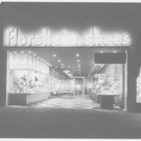 Florsheim Shoes, business at 714 Allerton Ave., Bronx. Exterior