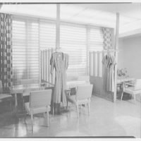 Formfit Dresses, business at 1385 Broadway, New York City. Interior I