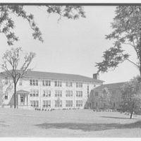 Goucher College, Towson, Maryland. Van Meter Hall V