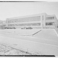 Helena Rubinstein, Inc., Roslyn, Long Island. East facade
