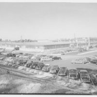 Helena Rubinstein, Inc., Roslyn, Long Island. General view from hill