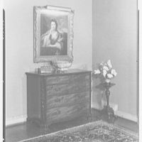 J.C. Neuhoff, residence at 29 Pond Lane, Great Neck, New York. Commode