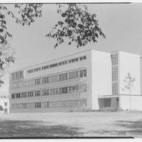 Laboratory of Nuclear Studies, Cornell University, Ithaca, New York. Exterior I