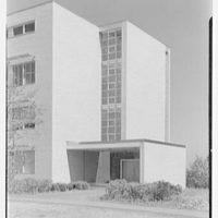 Laboratory of Nuclear Studies, Cornell University, Ithaca, New York. Exterior II