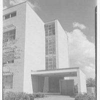 Laboratory of Nuclear Studies, Cornell University, Ithaca, New York. Exterior IV