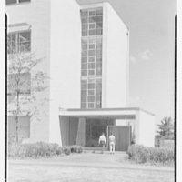 Laboratory of Nuclear Studies, Cornell University, Ithaca, New York. Exterior VII