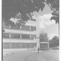 Laboratory of Nuclear Studies, Cornell University, Ithaca, New York. Exterior VIII