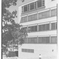 Laboratory of Nuclear Studies, Cornell University, Ithaca, New York. Exterior X