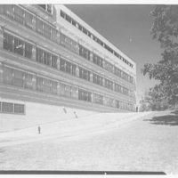 Laboratory of Nuclear Studies, Cornell University, Ithaca, New York. Exterior XI