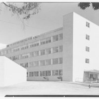 Laboratory of Nuclear Studies, Cornell University, Ithaca, New York. Exterior XII