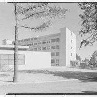 Laboratory of Nuclear Studies, Cornell University, Ithaca, New York. Exterior XIII