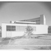 Laboratory of Nuclear Studies, Cornell University, Ithaca, New York. Exterior XIV