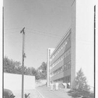 Laboratory of Nuclear Studies, Cornell University, Ithaca, New York. Exterior XV