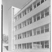 Laboratory of Nuclear Studies, Cornell University, Ithaca, New York. Exterior XVI