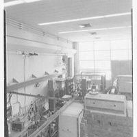 Laboratory of Nuclear Studies, Cornell University, Ithaca, New York. Synchrotron III