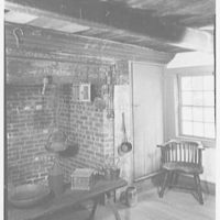 Marlpit Hall, Middletown, New Jersey. Kitchen