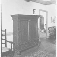 Marlpit Hall, Middletown, New Jersey. Main hall