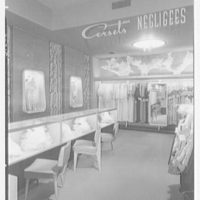 Martin's, business in Garden City, Long Island. Corsets and negligees
