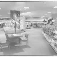 Martin's, business in Garden City, Long Island. Millinery to dresses