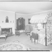 Michael Taradash, residence in Ardsley-on-Hudson, New York. Guest room