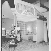Michaels Brothers, Home Furnishings Exhibit. View II