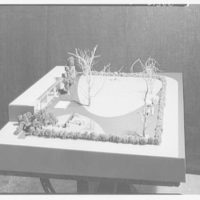 Model of Cherry Lane School, Carle Pl., Long Island. I