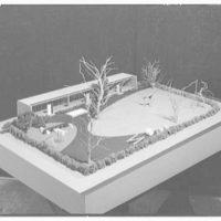 Model of Cherry Lane School, Carle Pl., Long Island. II