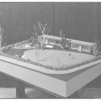 Model of Cherry Lane School, Carle Pl., Long Island. III