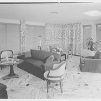 Mr. and Mrs. Ostricka, residence in New Rochelle, New York. Indoor terrace II