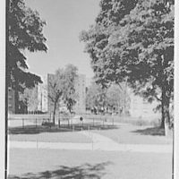 Winbrook Housing, Grove St. & N.Y. Post Rd., White Plains, New York. General view I