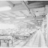 Argo Knitting Mills, Schuylkill Haven, Pennsylvania. Interior VIII