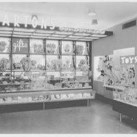 Barton's Bonbonniere, business at 128 Delancey St. Interior I