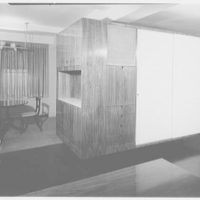Dr. Morton Yohalen, residence at 79 Central Park West, New York City. Chest
