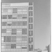 John Thompson Dorrance Laboratory, M.I.T., Cambridge, Massachusetts. East facade IX