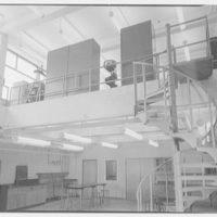John Thompson Dorrance Laboratory, M.I.T., Cambridge, Massachusetts. Old protein lab, oblique