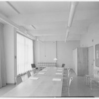 John Thompson Dorrance Laboratory, M.I.T., Cambridge, Massachusetts. Room 711, seminar