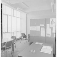 John Thompson Dorrance Laboratory, M.I.T., Cambridge, Massachusetts. Room 725, Dr. Lyons