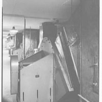John Thompson Dorrance Laboratory, M.I.T., Cambridge, Massachusetts. Ventilator fans
