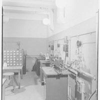 John Thompson Dorrance Laboratory, M.I.T., Cambridge, Massachusetts. X-ray defractor