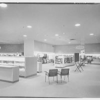 Lord & Taylor, business in West Hartford, Connecticut. Basement, girls