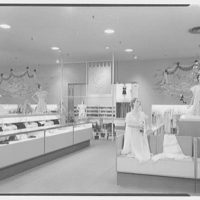 Lord & Taylor, business in West Hartford, Connecticut. Corsets and lingerie